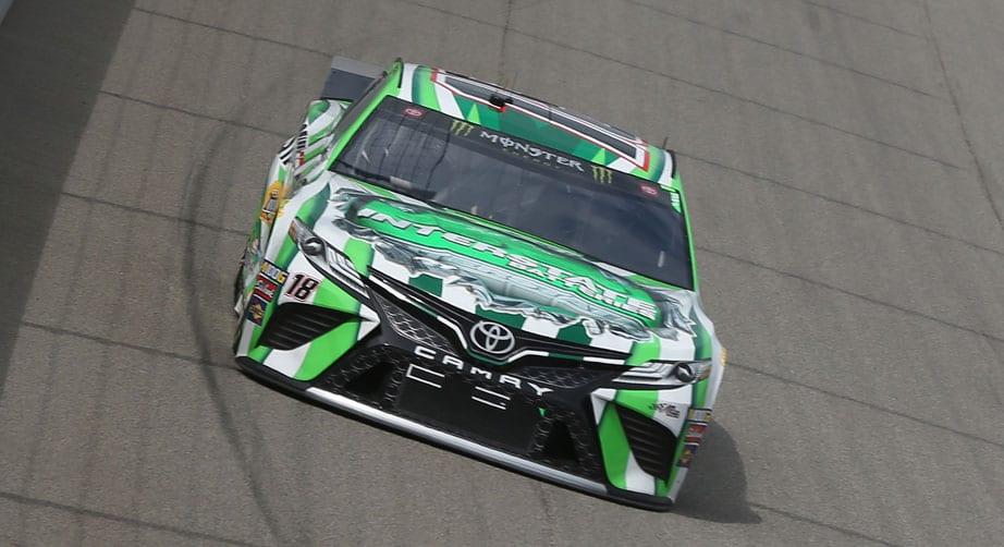 Kyle Busch, Martin Truex Jr. divide stage wins at Michigan – NASCAR