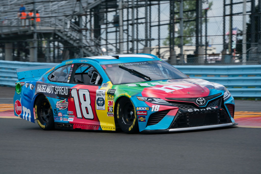 Kyle Busch spins twice at Watkins Glen, capping tough weekend – NBC Sports – Misc.