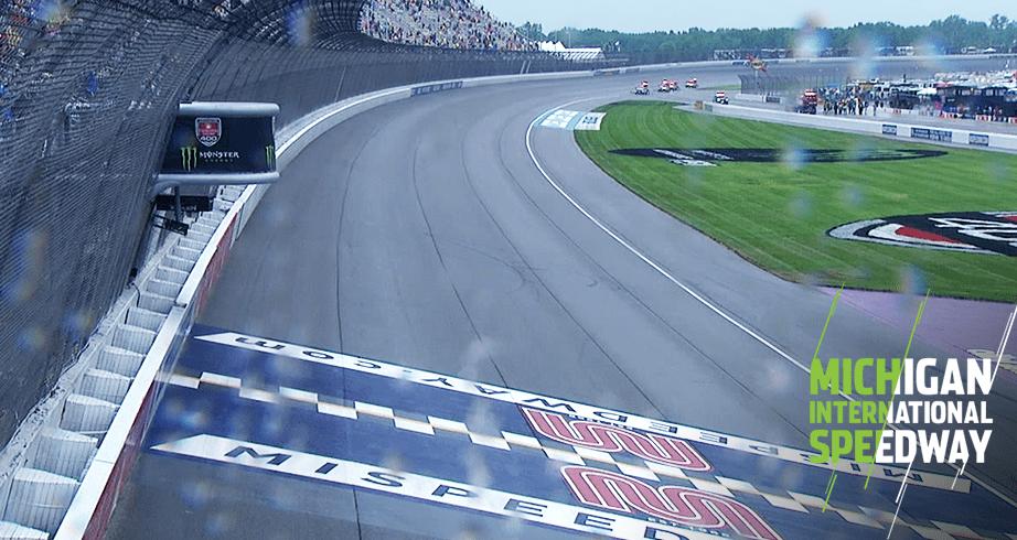 Michigan race postponed to Monday – NASCAR
