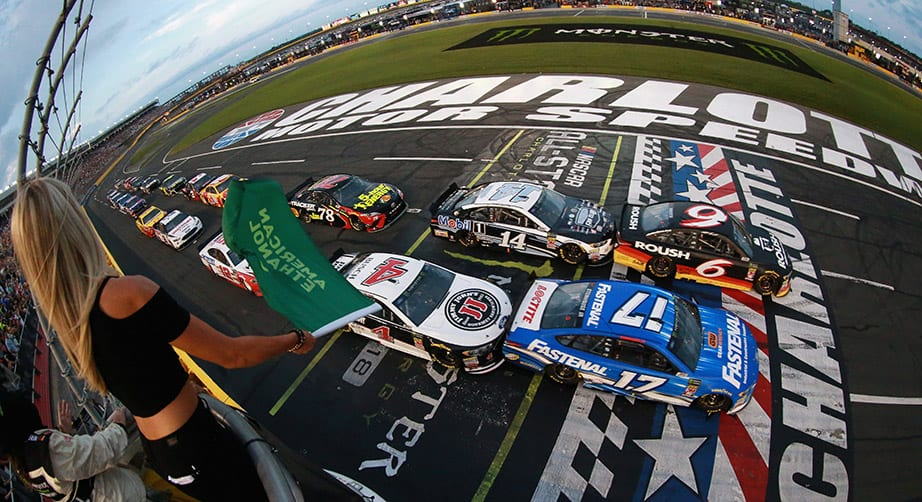 Monster Energy NASCAR All-Star Race 101: TV times, tires, stats, insights – NASCAR
