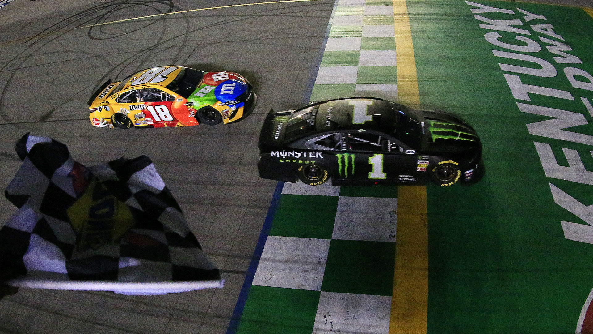 NASCAR at Bristol: TV schedule, lineup, qualifying drivers for Bass Pro Shops NRA Night Race – Sporting News