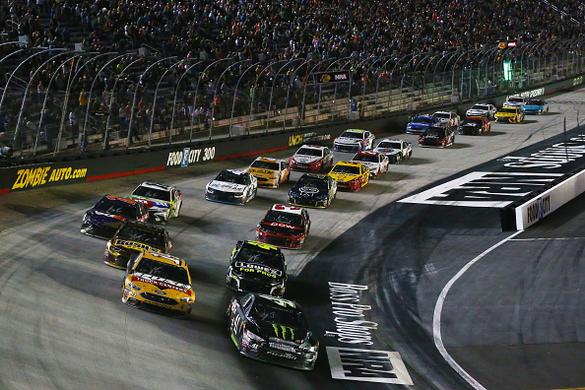NASCAR DFS: Bass Pro Shops NRA Night Race Example Lineups – FantasyAlarm.com