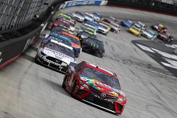 NASCAR DFS: Bass Pro Shops NRA Night Race Track Breakdown – FantasyAlarm.com