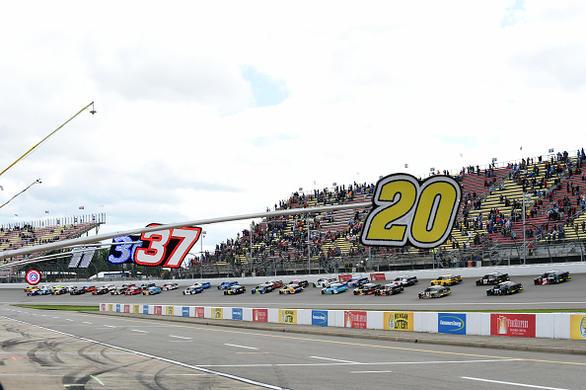 NASCAR DFS: Consumers Energy 400 Playbook – FantasyAlarm.com
