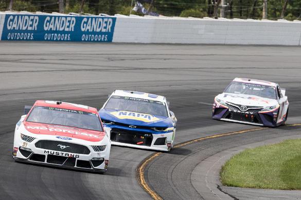 NASCAR DFS: Gander RV 400 Pocono Practice Notes – FantasyAlarm.com