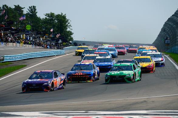 NASCAR DFS: Go Bowling At The Glen Example Lineups – FantasyAlarm.com