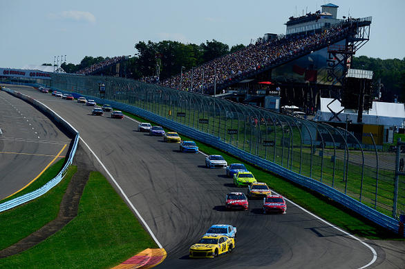 NASCAR DFS: Go Bowling At The Glen Practice Notes – FantasyAlarm.com