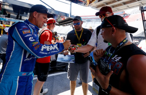 NASCAR drivers eyeing playoff spots and job security at Bristol – Athol Daily News