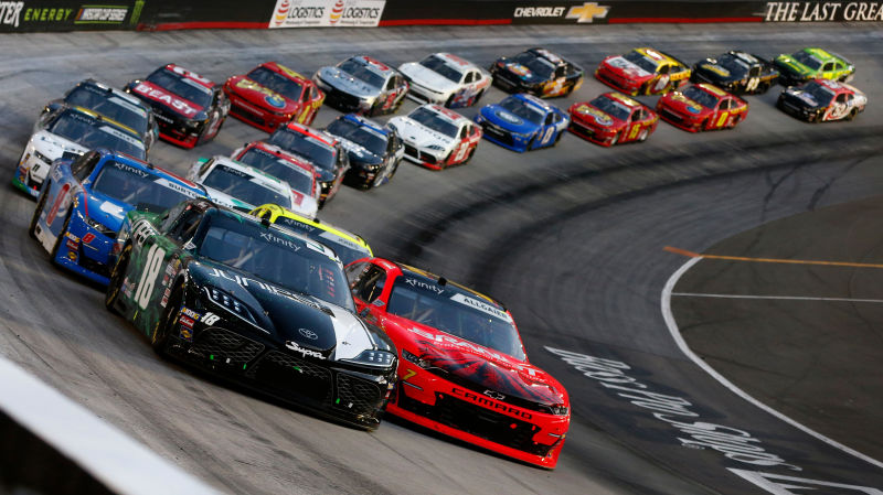 NASCAR Further Limits How Often Its Top-Level Cup Drivers Can Race In Lower Series – Jalopnik