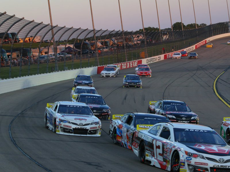 NASCAR issues initial rules bulletin for combined ARCA-K&N series – autoweek.com
