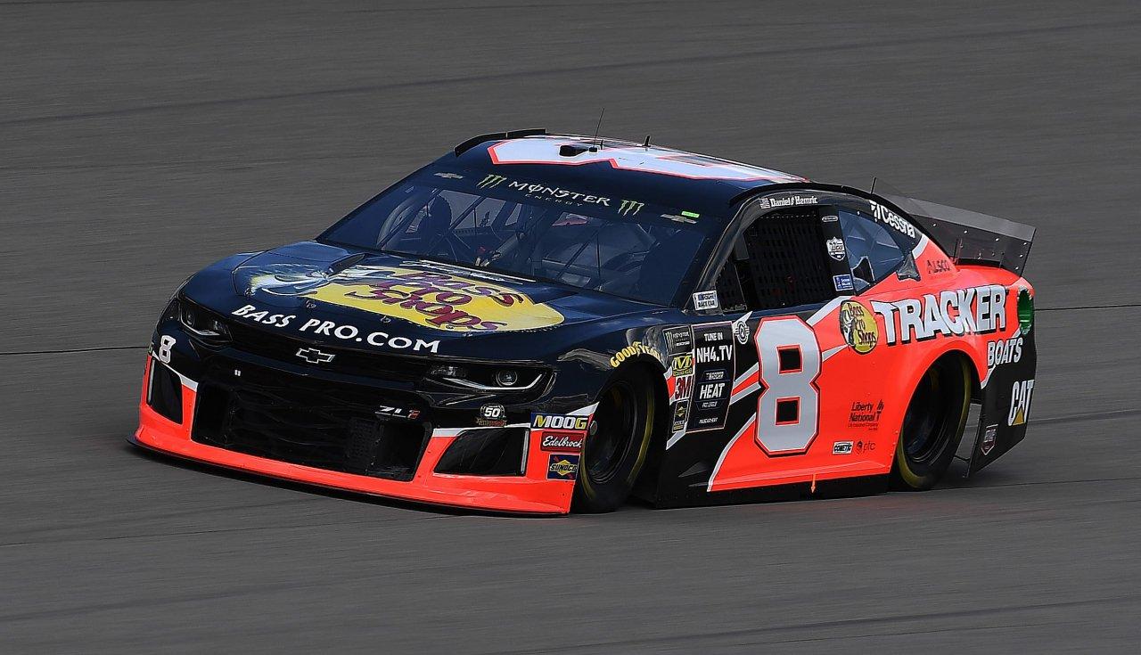NASCAR qualifying times disallowed at Michigan International Speedway – Racing News
