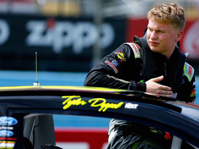 NASCAR reinstates Truck Series driver after he is cleared of charges – autoweek.com