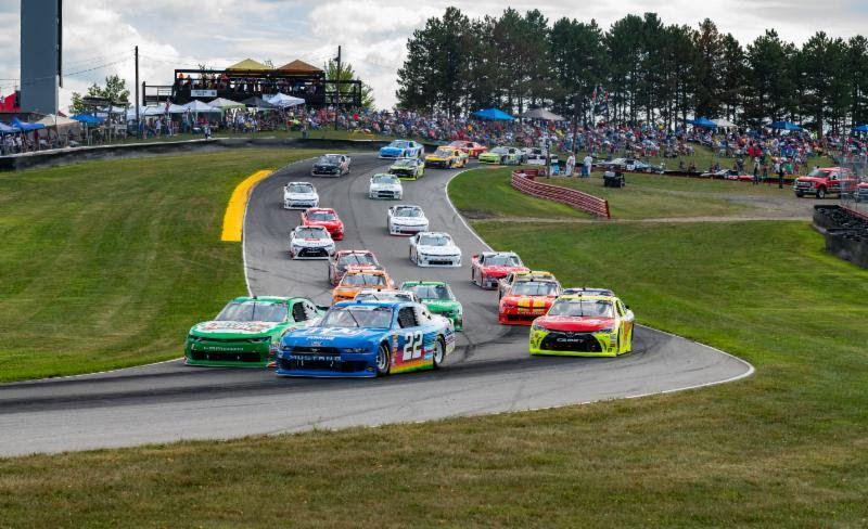 NASCAR rolls into Mid-Ohio Aug. 9 & 10 | Local Sports News – Richland Source