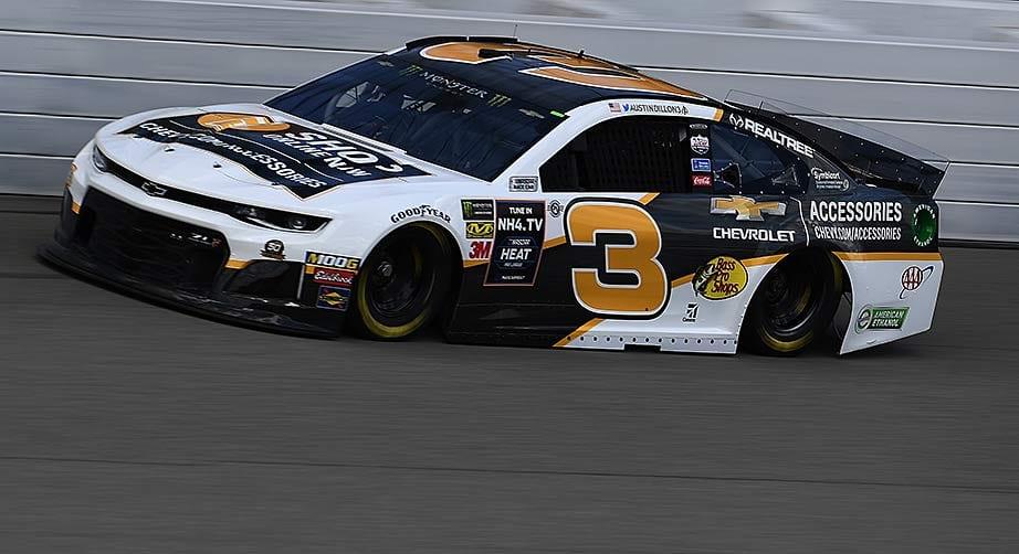 Officials disallow qualifying speeds of both RCR entries at Michigan – NASCAR