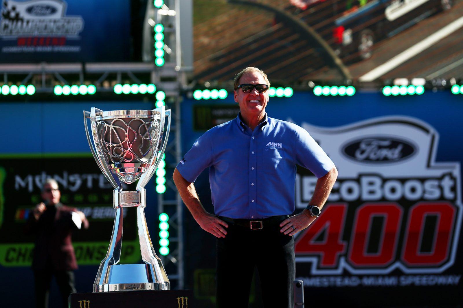 Rusty Wallace spans NASCAR generations at Watkins Glen – Buffalo News