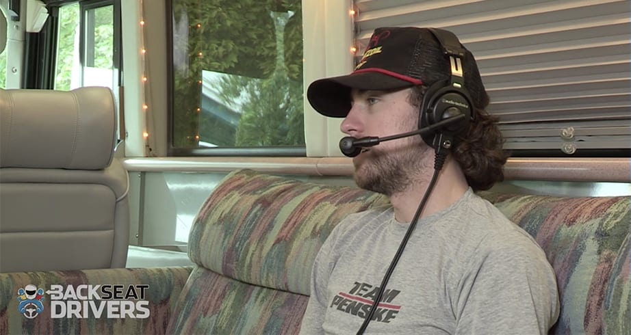 Ryan Blaney on racing style: 'It's a tricky situation' – NASCAR