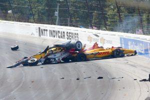 Scott Dixon weighs in on the controversial IndyCar Pocono debate – NZME