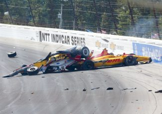 Scott Dixon weighs in on the controversial IndyCar Pocono debate – NZME