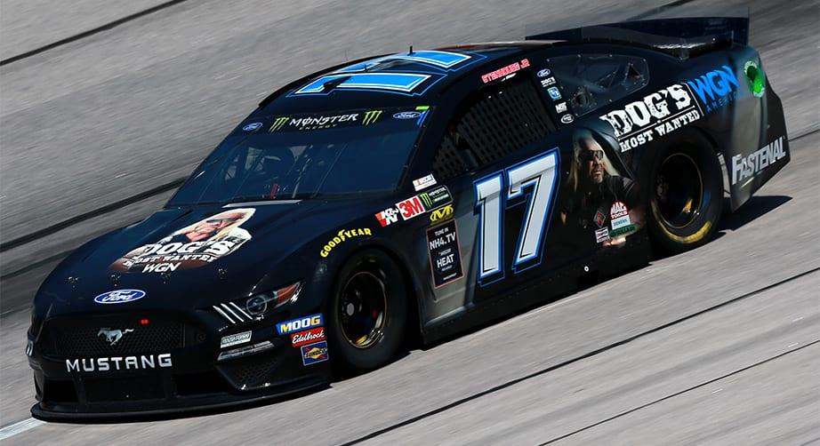Stenhouse Jr., Kurt Busch lead practices at Darlington – NASCAR