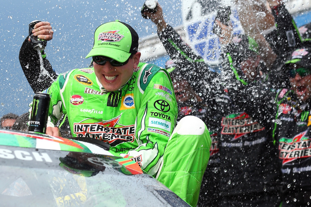 The NASCAR Playoffs Are a Necessary Evil – The Big Lead