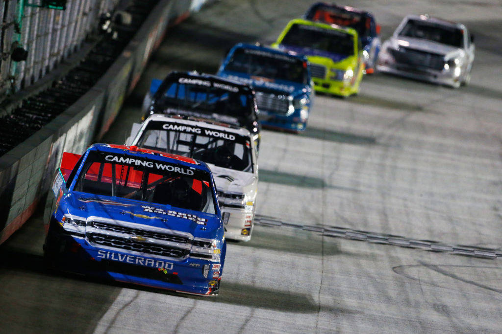 Thursday schedule for NASCAR at Bristol – NBC Sports – Misc.