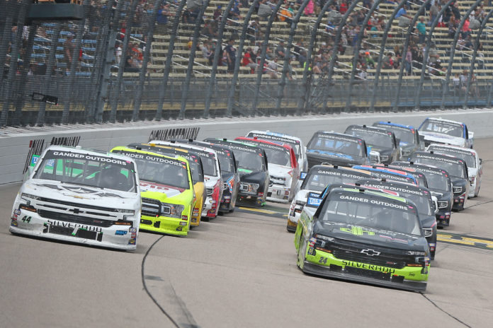 Truck Series Playoff Primer: Moffitt and Chastain the top dogs – Last Word On Motorsport