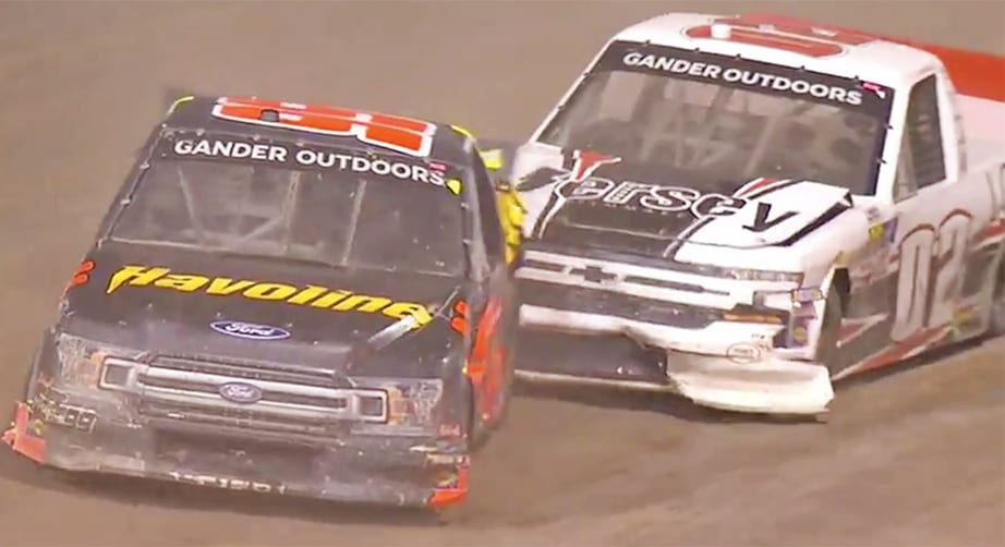 War of words between Rhodes, Dippel after Eldora altercation – NASCAR