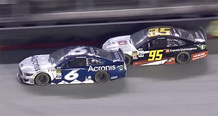 Was Newman-DiBenedetto contact turning point at Bristol? – NASCAR