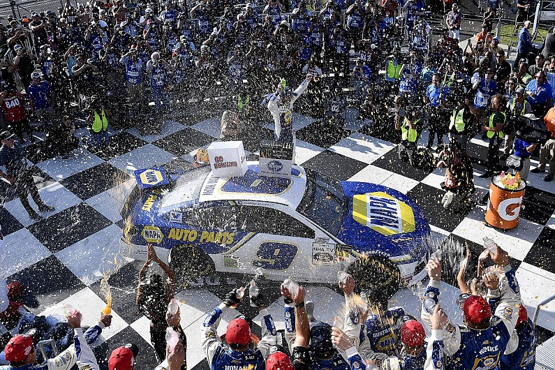 Watkins Glen NASCAR Cup: Elliott resists Truex for second 2019 win – autosport.com
