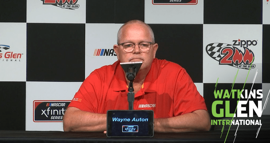 Xfinity Series No. 10 disqualified at Watkins Glen – NASCAR