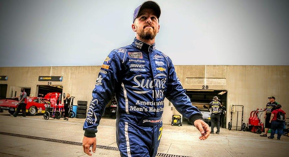 Allgaier still 'going for a championship' despite season rife with bad luck – NASCAR