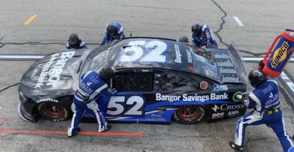 Austin Theriault earns more NASCAR Monster Energy Cup races with Ware Racing – Bangor Daily News