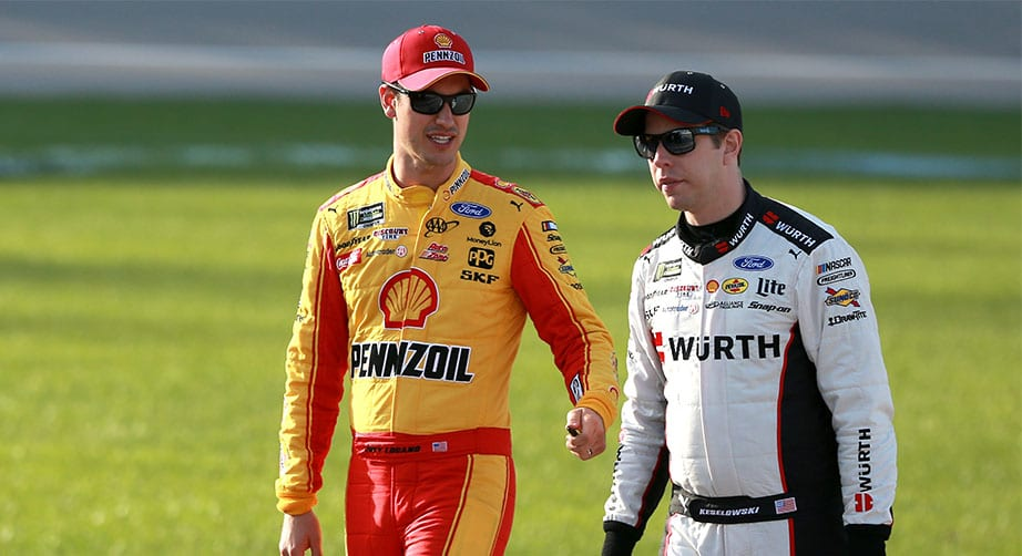 Backseat Drivers peg Team Penske for Round of 8 – NASCAR