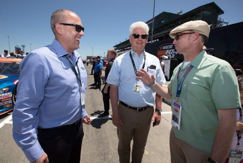 Barber: Gen-7 is NASCAR's ticking bomb – Santa Rosa Press Democrat