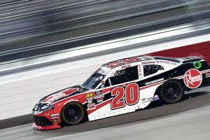 Bell sweeps way to Richmond win, advances in Xfinity Series Playoffs – NASCAR