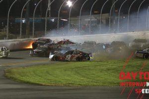 Big crash strikes late in Xfinity race at Daytona – NASCAR