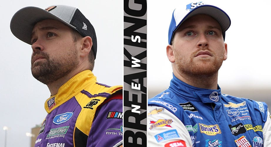 Buescher in, Stenhouse out of Roush Fenway's No. 17 ride for 2020 – NASCAR