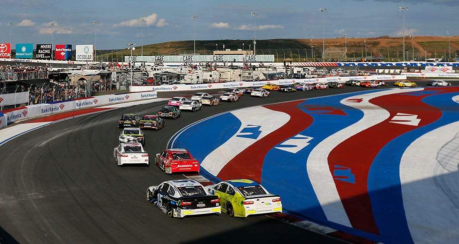 Charlotte Roval 101: Rules package, track details, TV info – NASCAR