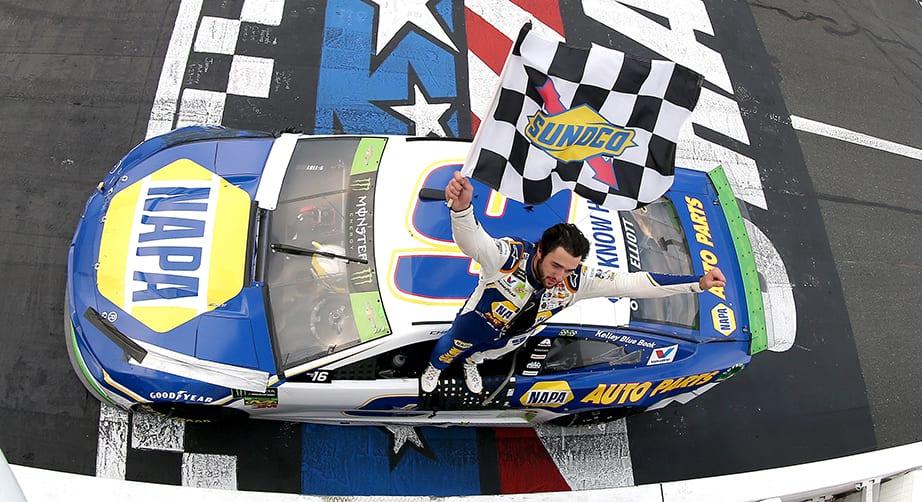 Chase Elliott's No. 9 car passes post-race Charlotte Roval inspection – NASCAR