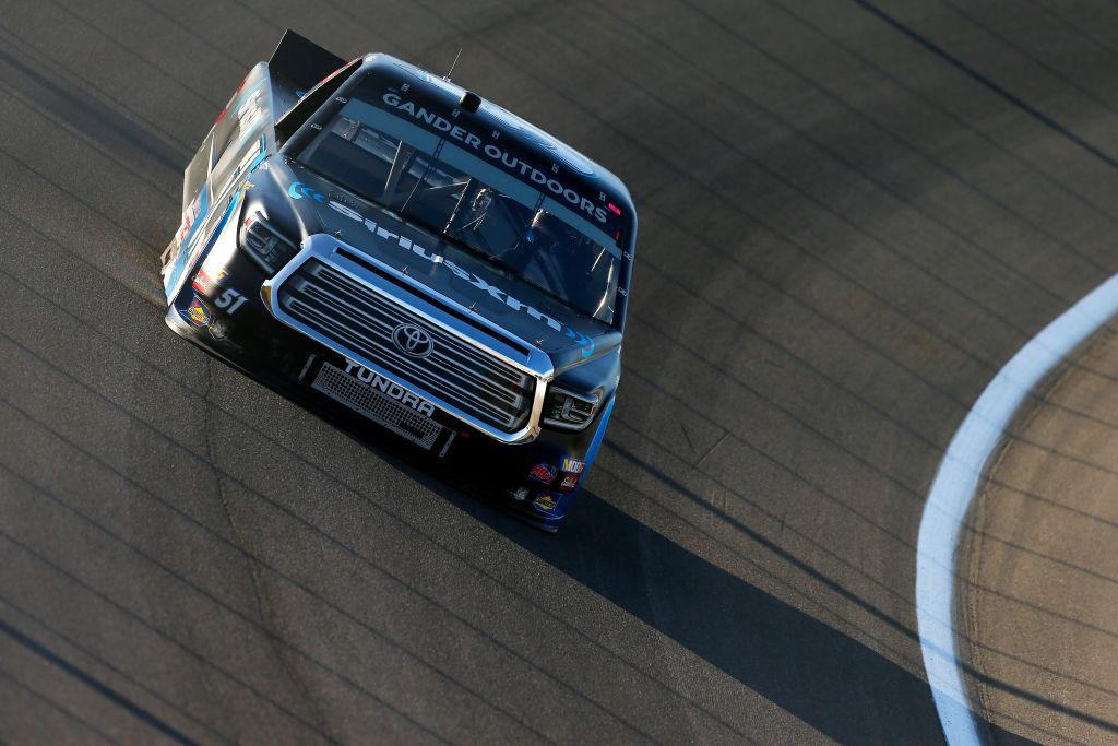 Christian Eckes earns Truck pole at Las Vegas – NBC Sports – Misc.