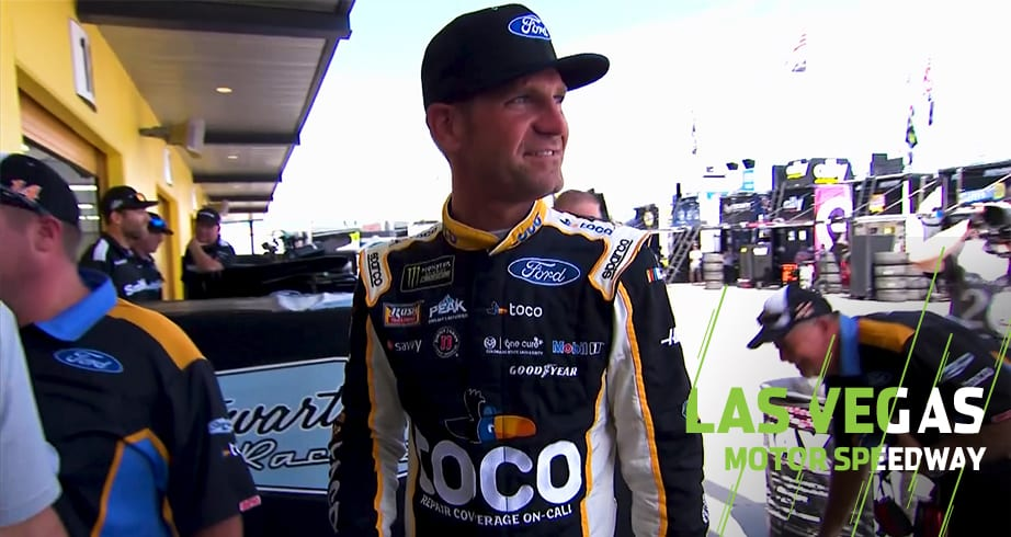 Clint Bowyer on pole win: Hell, (the car) must drive itself – NASCAR