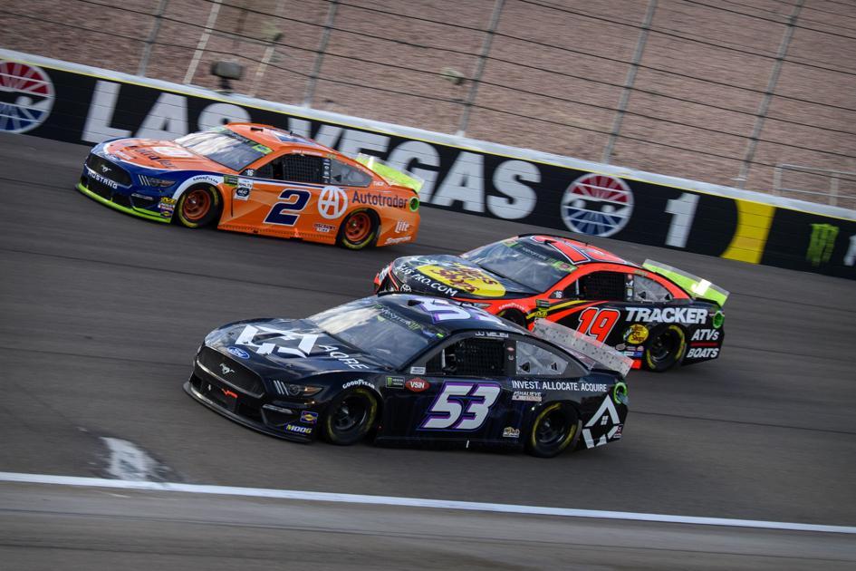 Compelling NASCAR playoffs head to Richmond this week – Gwinnettdailypost.com