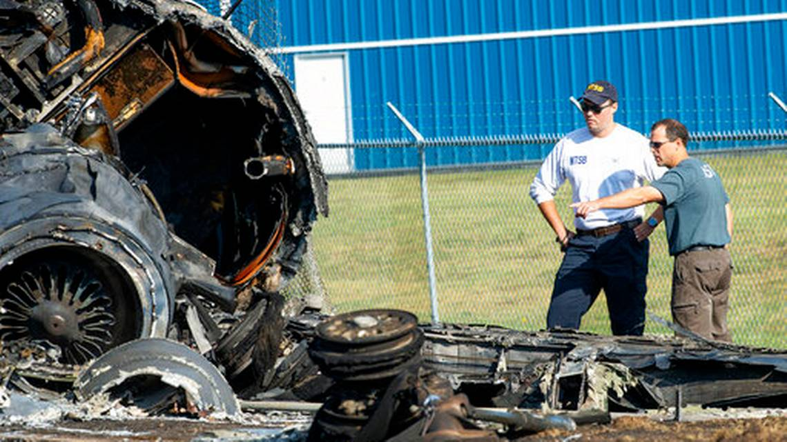 Dale Earnhardt Jr. TN plane crash: Details of investigation – Raleigh News & Observer