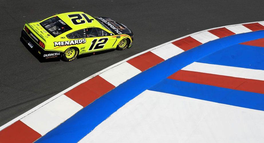 Defending race winner Blaney leads Saturday practice at Roval – NASCAR