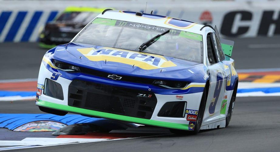 Elliott leads eventful final practice as Truex's engine blows up – NASCAR