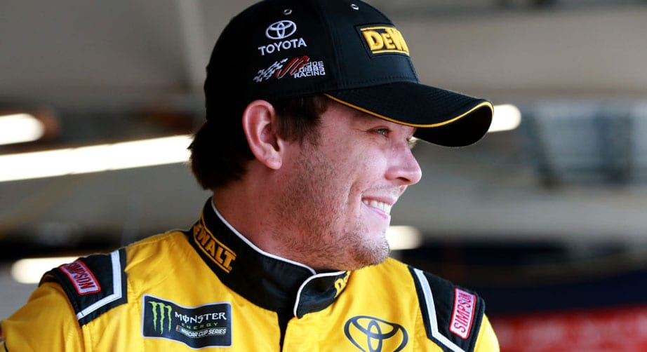 Erik Jones signs contract extension with Joe Gibbs Racing – NASCAR