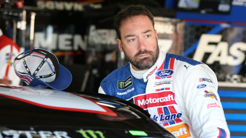 Eternal Driver Paul Menard Retires From NASCAR While Controversial Upstart DiBenedetto Takes His Place – Jalopnik