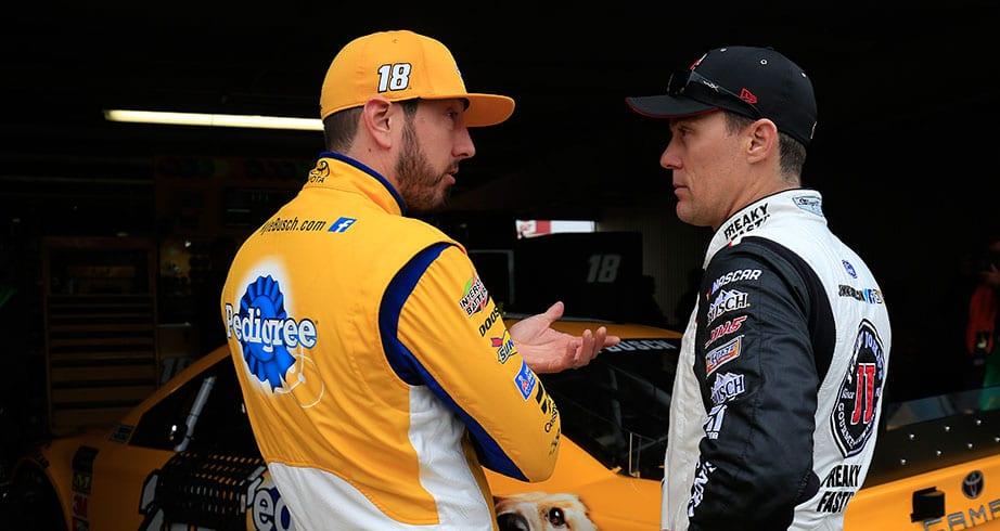 Fantasy: Which playoff drivers should you play | NASCAR.com – NASCAR