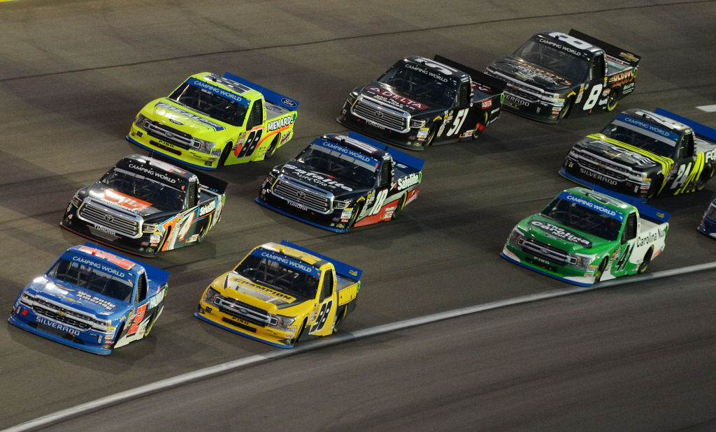 Friday schedule for NASCAR at Las Vegas – NBC Sports – Misc.