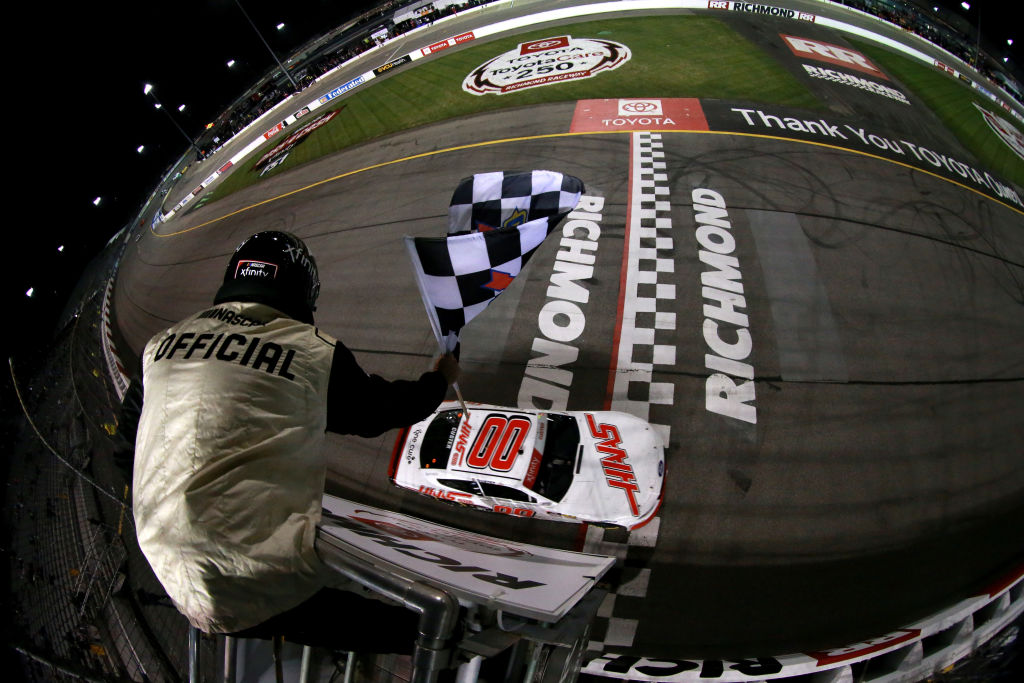 Friday's NASCAR schedule at Richmond – NBC Sports – Misc.